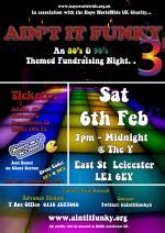 Aint It Funky 3 Hope Fundraiser