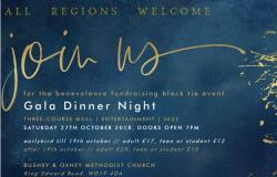 NORTH WEST LONDON GALA DINNER