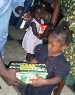 Sierra Leone Shoe Boxes